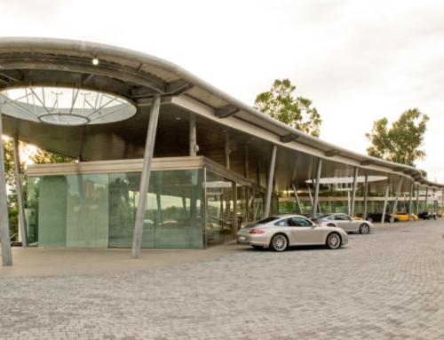 Lamborghini Roma – Struttura